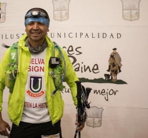 utp1909rome02696; Ultra Trail Running Patagonia Sixth Edition of Ultra Paine 2019 Provincia de Última Esperanza, Patagonia Chile; International Ultra Trail Running Event; Sexta Edición Trail Running Internacional, Chilean Patagonia 2019
