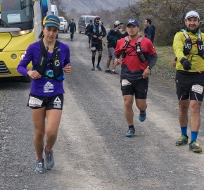 utp1909rome02719; Ultra Trail Running Patagonia Sixth Edition of Ultra Paine 2019 Provincia de Última Esperanza, Patagonia Chile; International Ultra Trail Running Event; Sexta Edición Trail Running Internacional, Chilean Patagonia 2019