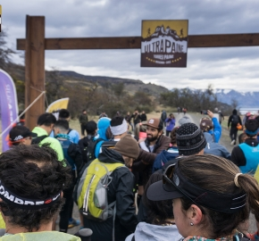 utp1909rome02728; Ultra Trail Running Patagonia Sixth Edition of Ultra Paine 2019 Provincia de Última Esperanza, Patagonia Chile; International Ultra Trail Running Event; Sexta Edición Trail Running Internacional, Chilean Patagonia 2019