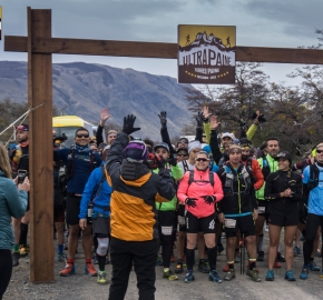 utp1909rome02741; Ultra Trail Running Patagonia Sixth Edition of Ultra Paine 2019 Provincia de Última Esperanza, Patagonia Chile; International Ultra Trail Running Event; Sexta Edición Trail Running Internacional, Chilean Patagonia 2019