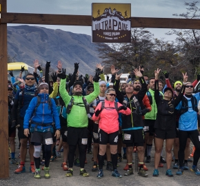 utp1909rome02744; Ultra Trail Running Patagonia Sixth Edition of Ultra Paine 2019 Provincia de Última Esperanza, Patagonia Chile; International Ultra Trail Running Event; Sexta Edición Trail Running Internacional, Chilean Patagonia 2019