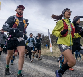 utp1909rome02748; Ultra Trail Running Patagonia Sixth Edition of Ultra Paine 2019 Provincia de Última Esperanza, Patagonia Chile; International Ultra Trail Running Event; Sexta Edición Trail Running Internacional, Chilean Patagonia 2019