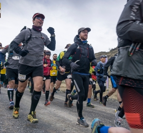 utp1909rome02749; Ultra Trail Running Patagonia Sixth Edition of Ultra Paine 2019 Provincia de Última Esperanza, Patagonia Chile; International Ultra Trail Running Event; Sexta Edición Trail Running Internacional, Chilean Patagonia 2019
