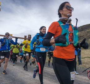 utp1909rome02752; Ultra Trail Running Patagonia Sixth Edition of Ultra Paine 2019 Provincia de Última Esperanza, Patagonia Chile; International Ultra Trail Running Event; Sexta Edición Trail Running Internacional, Chilean Patagonia 2019