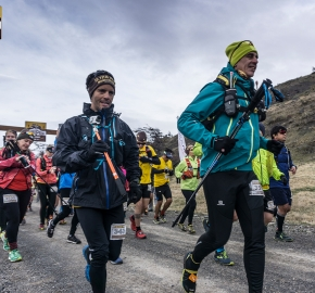 utp1909rome02755; Ultra Trail Running Patagonia Sixth Edition of Ultra Paine 2019 Provincia de Última Esperanza, Patagonia Chile; International Ultra Trail Running Event; Sexta Edición Trail Running Internacional, Chilean Patagonia 2019