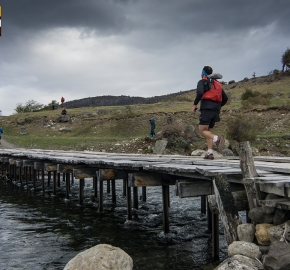 utp1909rome02811; Ultra Trail Running Patagonia Sixth Edition of Ultra Paine 2019 Provincia de Última Esperanza, Patagonia Chile; International Ultra Trail Running Event; Sexta Edición Trail Running Internacional, Chilean Patagonia 2019