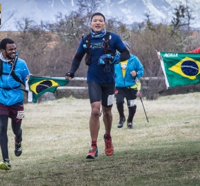 utp1909rome02973; Ultra Trail Running Patagonia Sixth Edition of Ultra Paine 2019 Provincia de Última Esperanza, Patagonia Chile; International Ultra Trail Running Event; Sexta Edición Trail Running Internacional, Chilean Patagonia 2019