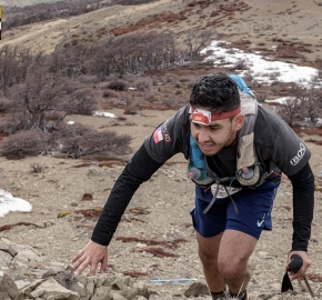 utp1909romo238; Ultra Trail Running Patagonia Sixth Edition of Ultra Paine 2019 Provincia de Última Esperanza, Patagonia Chile; International Ultra Trail Running Event; Sexta Edición Trail Running Internacional, Chilean Patagonia 2019