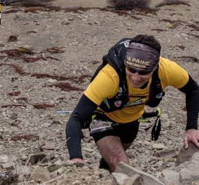 utp1909romo292; Ultra Trail Running Patagonia Sixth Edition of Ultra Paine 2019 Provincia de Última Esperanza, Patagonia Chile; International Ultra Trail Running Event; Sexta Edición Trail Running Internacional, Chilean Patagonia 2019