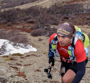 utp1909romo346; Ultra Trail Running Patagonia Sixth Edition of Ultra Paine 2019 Provincia de Última Esperanza, Patagonia Chile; International Ultra Trail Running Event; Sexta Edición Trail Running Internacional, Chilean Patagonia 2019