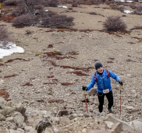 utp1909romo355; Ultra Trail Running Patagonia Sixth Edition of Ultra Paine 2019 Provincia de Última Esperanza, Patagonia Chile; International Ultra Trail Running Event; Sexta Edición Trail Running Internacional, Chilean Patagonia 2019