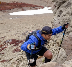 utp1909romo560; Ultra Trail Running Patagonia Sixth Edition of Ultra Paine 2019 Provincia de Última Esperanza, Patagonia Chile; International Ultra Trail Running Event; Sexta Edición Trail Running Internacional, Chilean Patagonia 2019