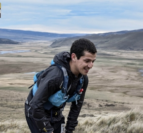 utp1909romo62; Ultra Trail Running Patagonia Sixth Edition of Ultra Paine 2019 Provincia de Última Esperanza, Patagonia Chile; International Ultra Trail Running Event; Sexta Edición Trail Running Internacional, Chilean Patagonia 2019