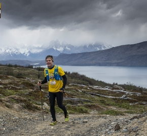 utp1909waal2217; Ultra Trail Running Patagonia Sixth Edition of Ultra Paine 2019 Provincia de Última Esperanza, Patagonia Chile; International Ultra Trail Running Event; Sexta Edición Trail Running Internacional, Chilean Patagonia 2019