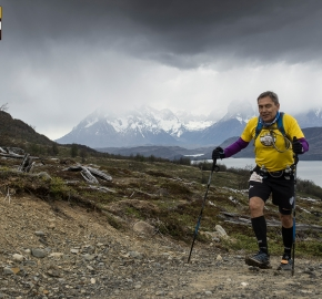 utp1909waal2230; Ultra Trail Running Patagonia Sixth Edition of Ultra Paine 2019 Provincia de Última Esperanza, Patagonia Chile; International Ultra Trail Running Event; Sexta Edición Trail Running Internacional, Chilean Patagonia 2019