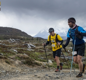 utp1909waal2237; Ultra Trail Running Patagonia Sixth Edition of Ultra Paine 2019 Provincia de Última Esperanza, Patagonia Chile; International Ultra Trail Running Event; Sexta Edición Trail Running Internacional, Chilean Patagonia 2019