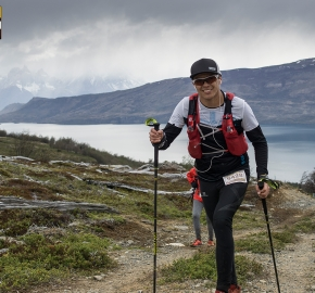 utp1909waal2243; Ultra Trail Running Patagonia Sixth Edition of Ultra Paine 2019 Provincia de Última Esperanza, Patagonia Chile; International Ultra Trail Running Event; Sexta Edición Trail Running Internacional, Chilean Patagonia 2019