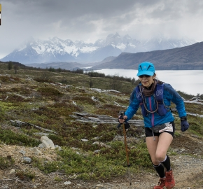 utp1909waal2248; Ultra Trail Running Patagonia Sixth Edition of Ultra Paine 2019 Provincia de Última Esperanza, Patagonia Chile; International Ultra Trail Running Event; Sexta Edición Trail Running Internacional, Chilean Patagonia 2019