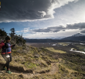 utp1909waal2296; Ultra Trail Running Patagonia Sixth Edition of Ultra Paine 2019 Provincia de Última Esperanza, Patagonia Chile; International Ultra Trail Running Event; Sexta Edición Trail Running Internacional, Chilean Patagonia 2019
