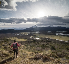 utp1909waal2299; Ultra Trail Running Patagonia Sixth Edition of Ultra Paine 2019 Provincia de Última Esperanza, Patagonia Chile; International Ultra Trail Running Event; Sexta Edición Trail Running Internacional, Chilean Patagonia 2019