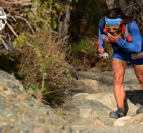 UTP1409paay1166_faceUltra Trail Running in Torres del Paine Patagonia, Chile; Ultra Trail Torres del Paine First Edition 2014