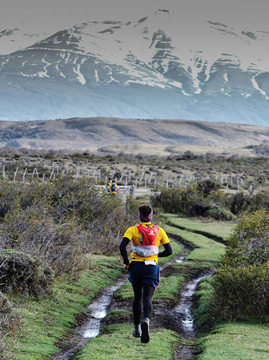 Ultra Trail Torres del Paine 2017, Patagonia, Chile Trail Running verticalimage2017_05