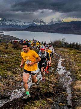 Ultra Trail Torres del Paine 2017, Patagonia, Chile Trail Running verticalimage2017_06